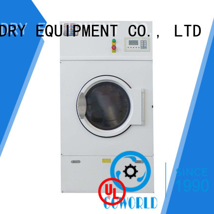 Stainless steel electric tumble dryer industrial for drying laundry cloth for hotel