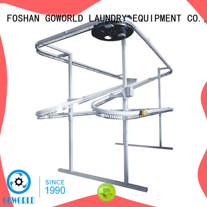 GOWORLD machine laundry conveyor manufacturer for pharmaceutical