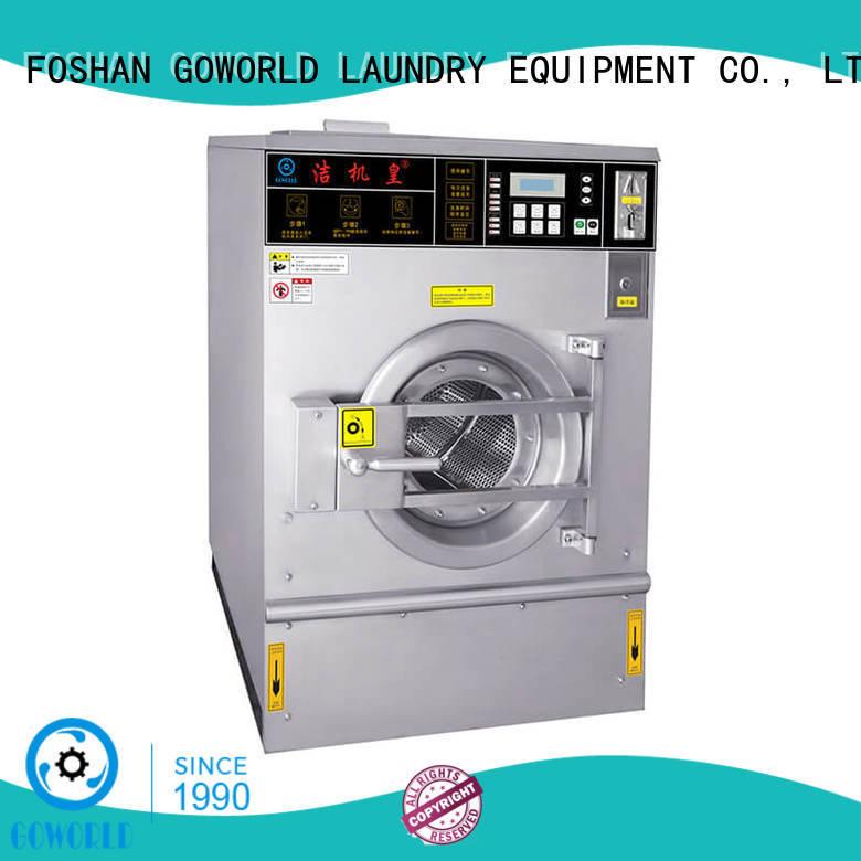 double self service laundry equipment service-service center GOWORLD