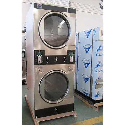 GOWORLD shopschool self-service laundry machine for sale for school-3