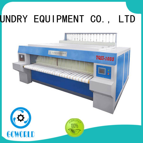 india ironing machine flat for inns GOWORLD