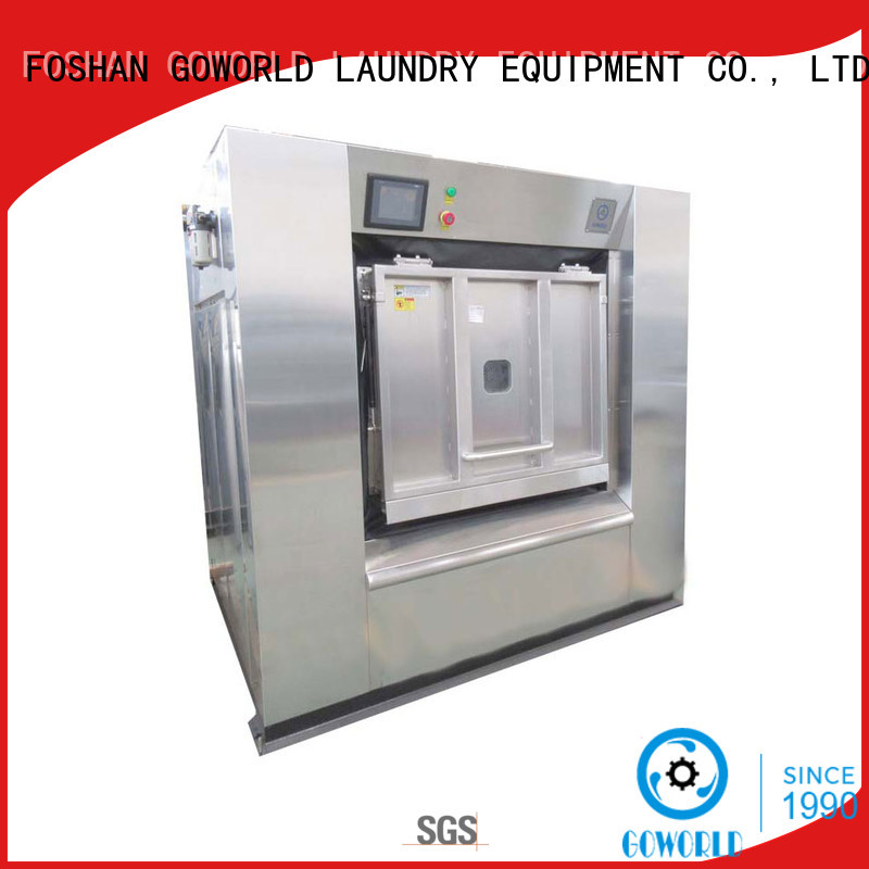 GOWORLD 50kg100kg washer extractor simple installation for inns