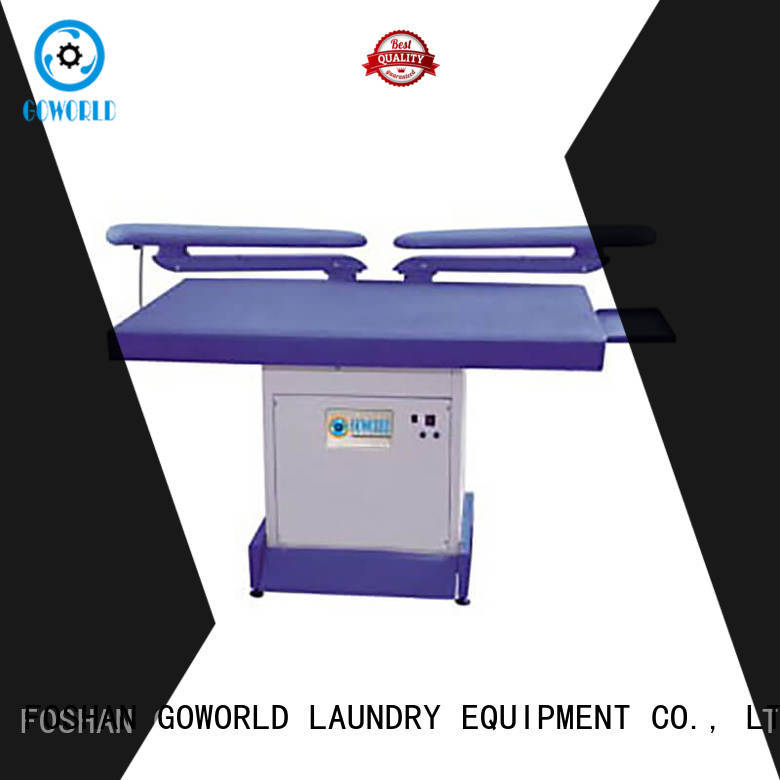 practical laundry press machine skirt for hospital