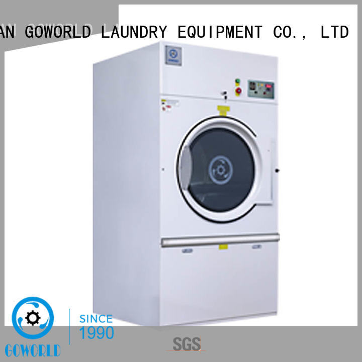 GOWORLD laundry semi automatic laundry machine Easy to control for fire brigade