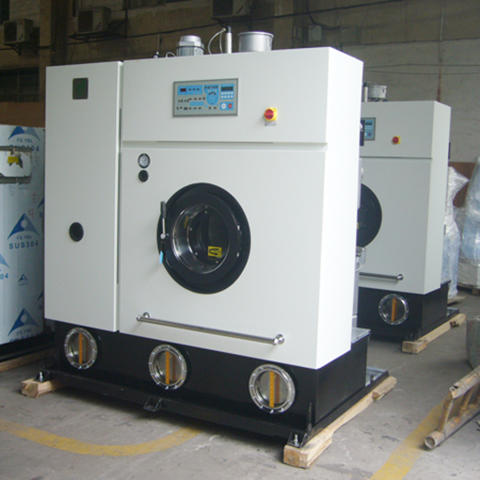 automatic dry cleaning washing machine cleaner China for hotel-3
