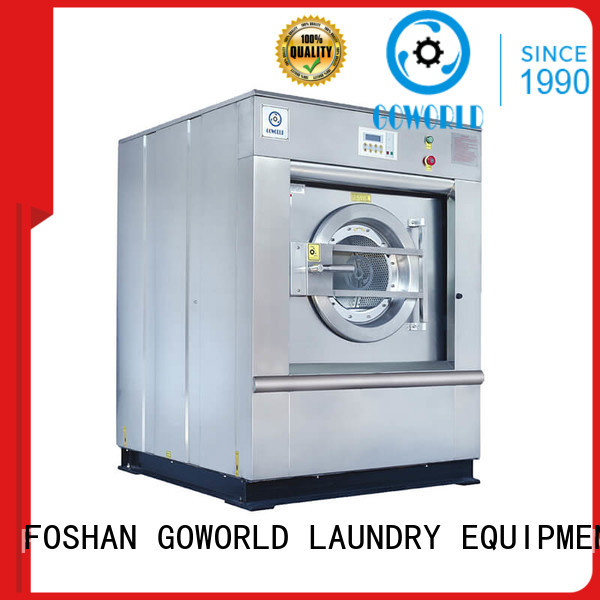 8kg50kg barrier washer extractor automatic hospital GOWORLD