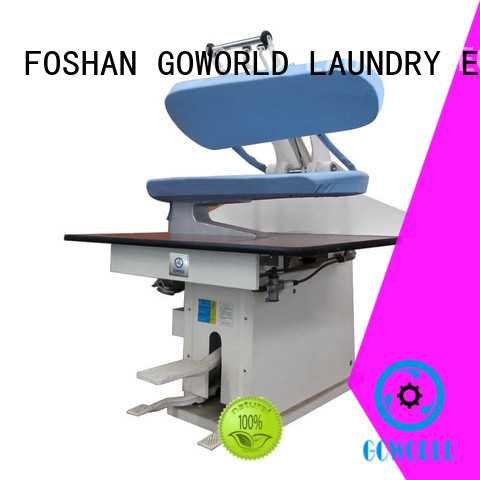 GOWORLD series form finisher directly sale for laundry