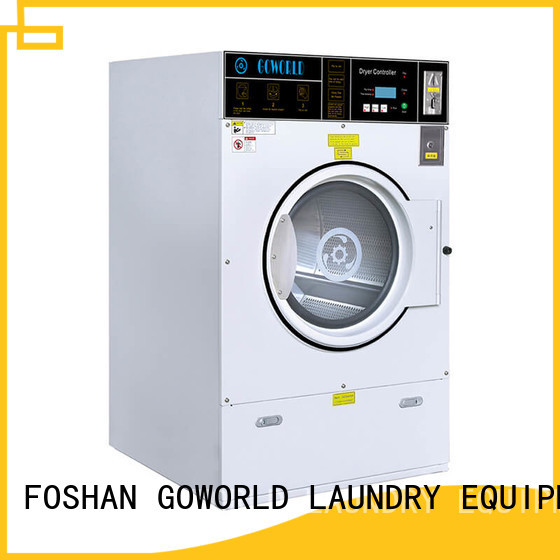 automatic self service laundry equipment railway natural gas heating for service-service center
