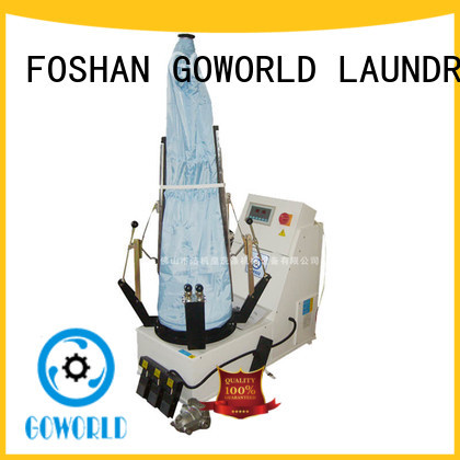 GOWORLD series utility press machine for hotel
