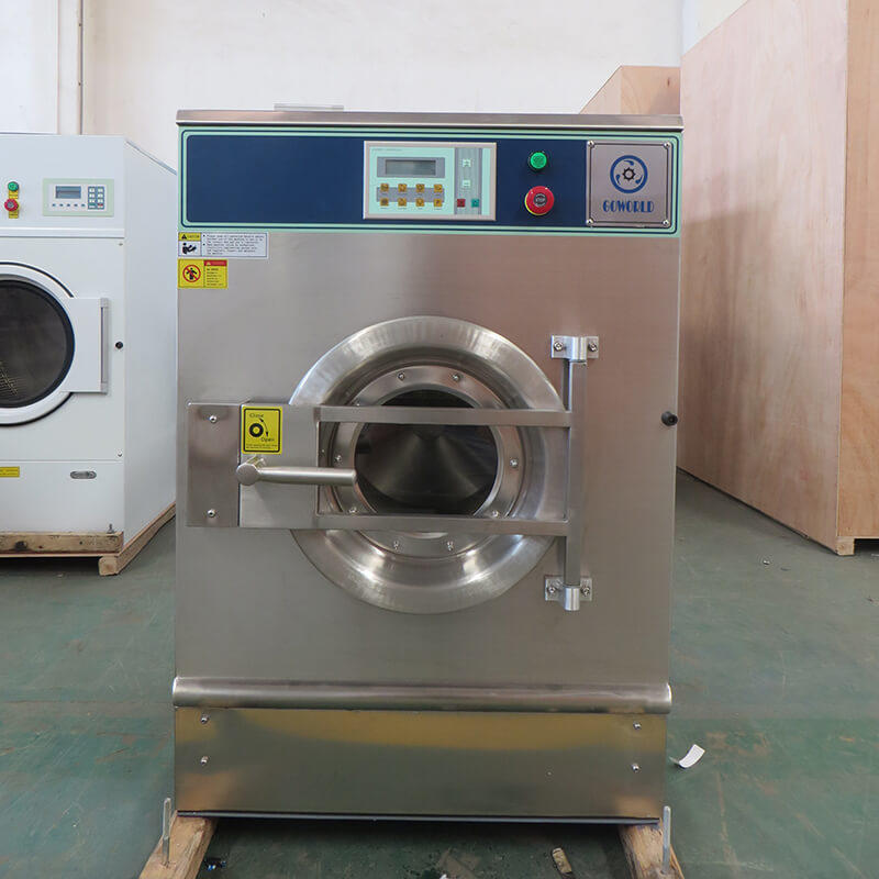 GOWORLD energy saving commercial washing machine manufacturer for inns-1