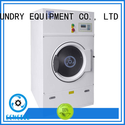 industrial commercial tumble dryer simple installation for hotel GOWORLD