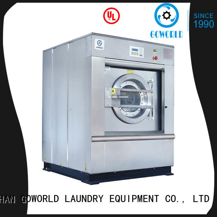 GOWORLD hard commercial washer extractor easy use for hotel