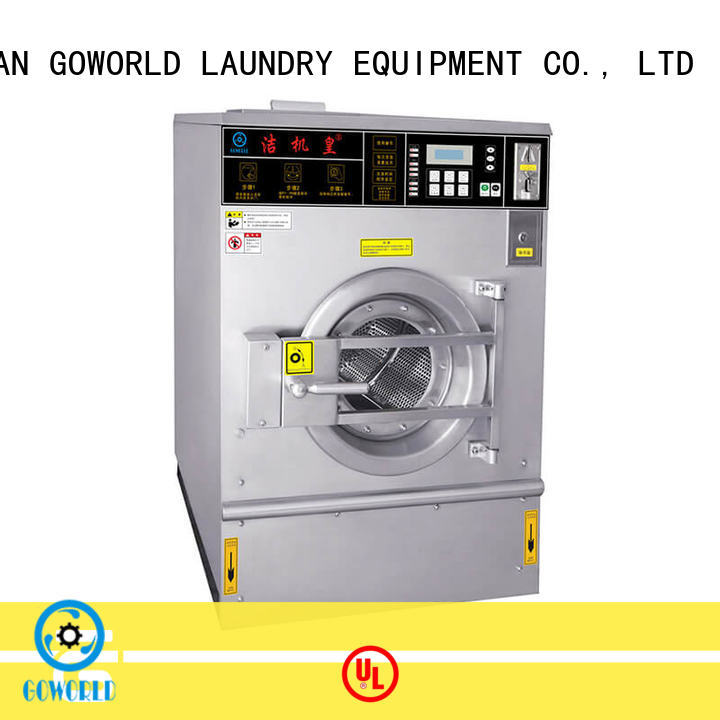 stainless steel self service laundry equipment fire for service-service center