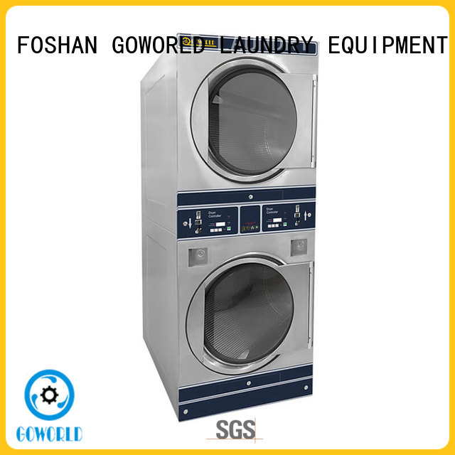 GOWORLD shopschool self laundry machine Easy to operate for hotel