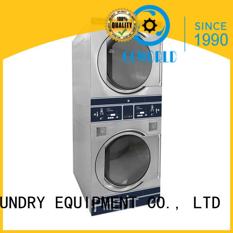 railway fire laundromat self service washing machine commercial GOWORLD Brand