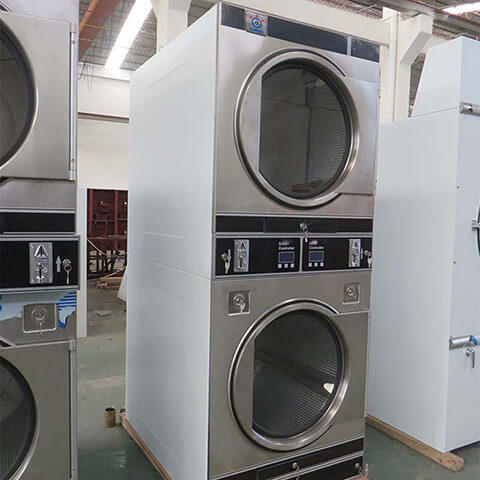 GOWORLD shopschool self-service laundry machine for sale for school-1