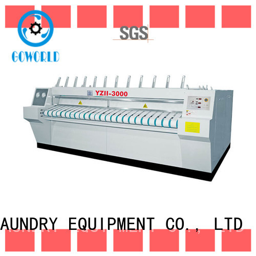 high quality flatwork ironer easy use for textile industries