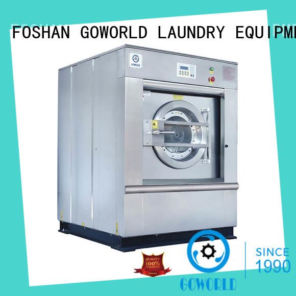 GOWORLD barrier industrial washer extractor manufacturer for hospital