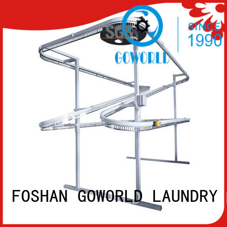 utility laundry conveyor clothes simple operate for restaurants