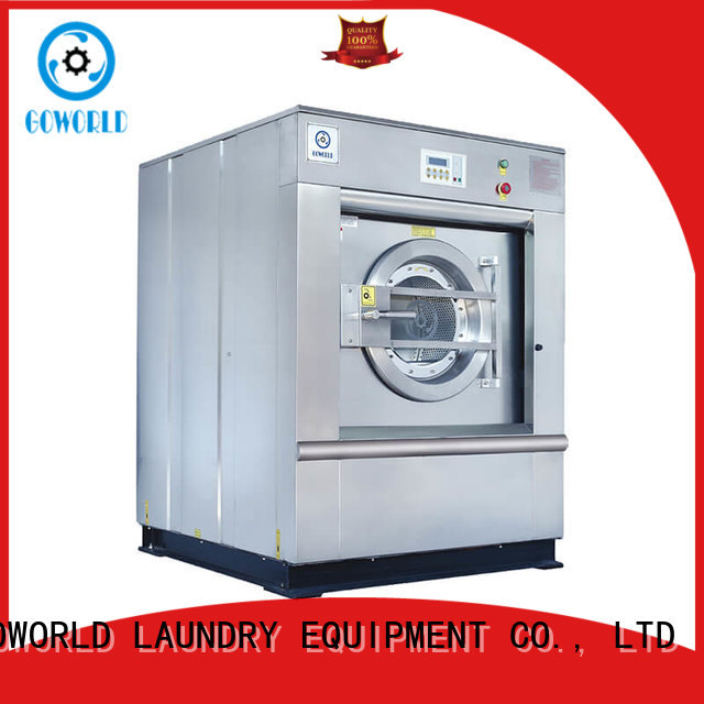 GOWORLD washer washer extractor simple installation for inns