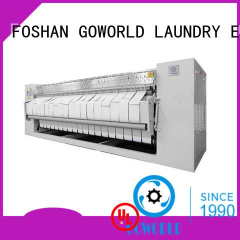 chestroller flat work ironer machine textile textile industries GOWORLD