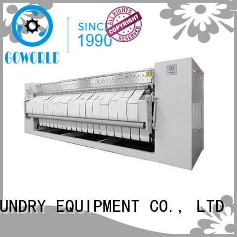 sheet ironer machine free installation GOWORLD