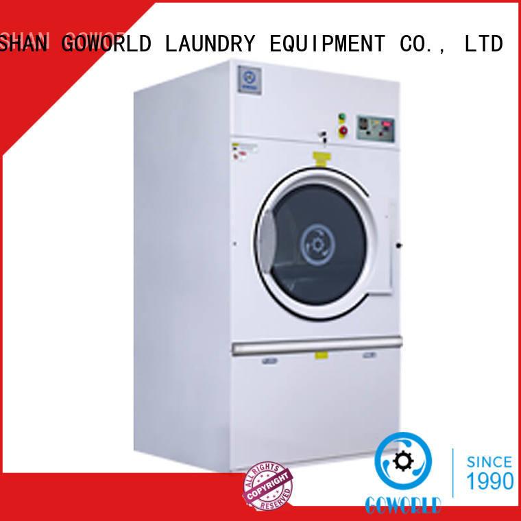 GOWORLD safe semi auto washing machine Easy to control for railway company