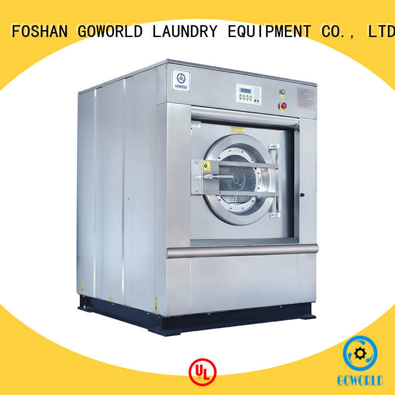 GOWORLD laundry washer extractor manufacturer for hotel