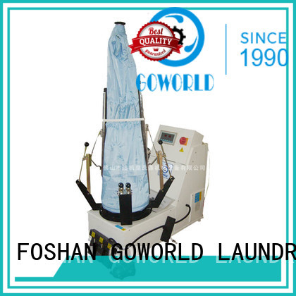 woman laundry press machine Steam heating hotel,hospital,laundry shop,railway company,armies,dry cleaning shops,and garments factories