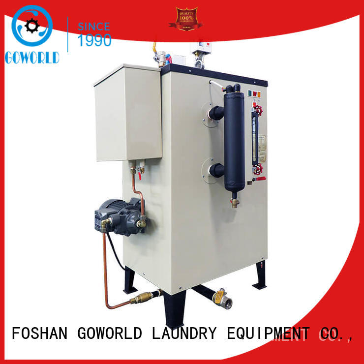 GOWORLD gas gas steam boiler low cost for fire brigade