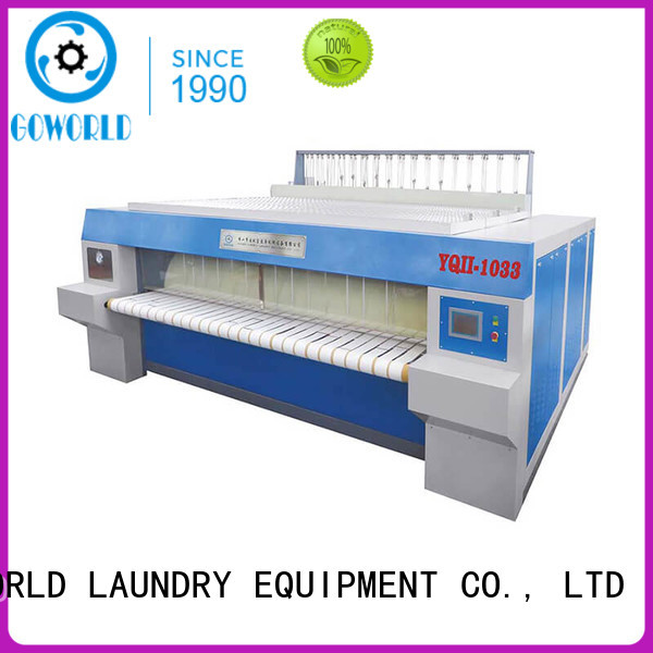 Quality GOWORLD Brand hospital flatwork flatwork ironer