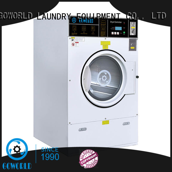 safe use coin operated washer and dryer manufacturer for hotel