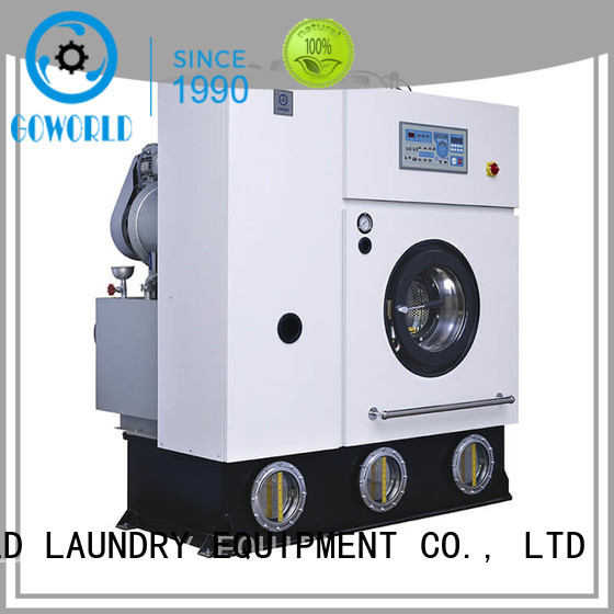 dry cleaning equipment industries environment friendly for laundry shop