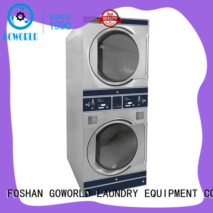 GOWORLD fire self service washing machine for sale for school