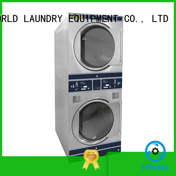 GOWORLD self-service laundry machine manufacturer for laundry shop
