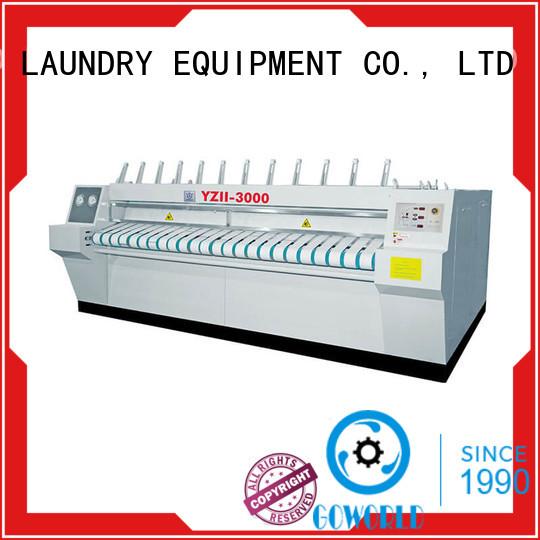 GOWORLD plant ironer machine factory price