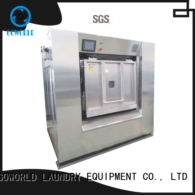 GOWORLD energy saving washer extractor easy use for inns