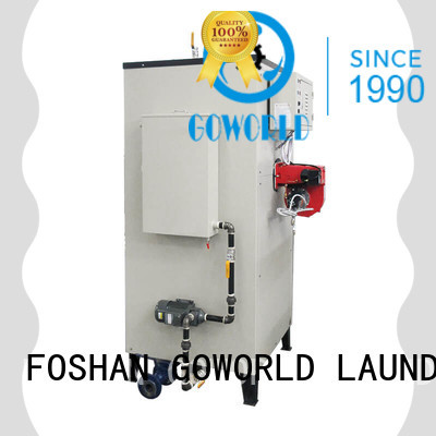 GOWORLD high quality laundry steam boiler environment friendly for laundromat