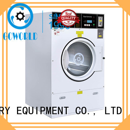 GOWORLD self service washing machine directly price for hotel