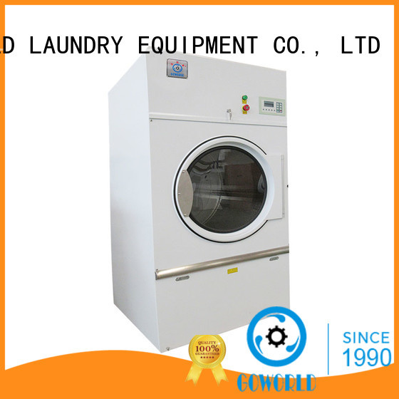 GOWORLD Brand machine heating commercial tumble dryer equipment supplier