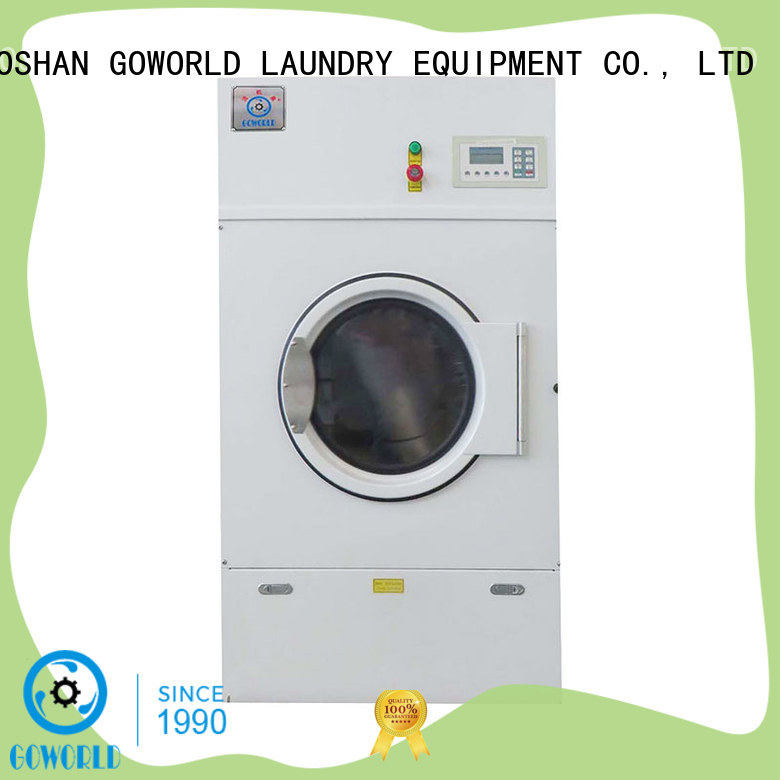 standard laundry dryer machine commercial factory price for hospital