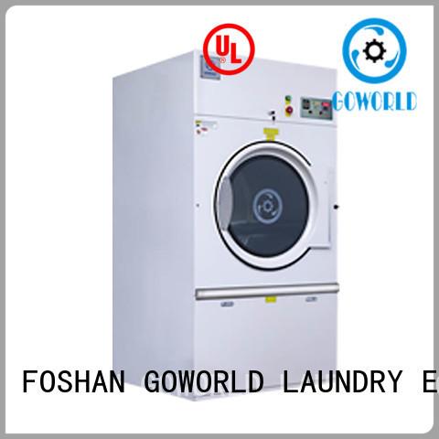 GOWORLD automatic semi automatic laundry machine wholesale for laundry