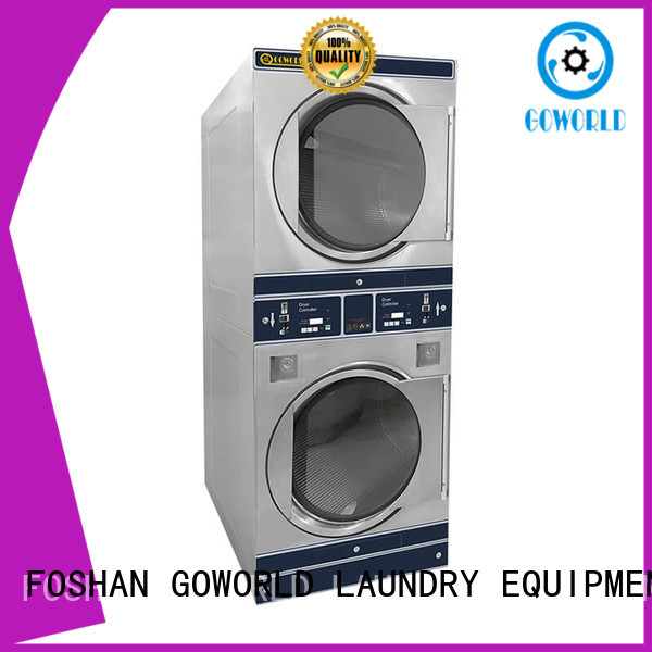GOWORLD convenient self service washing machine Easy to operate for school