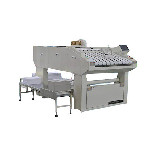 towel towel folding machine factory price for medical engineering