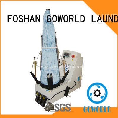 GOWORLD machine utility press machine pneumatic control for garments factories