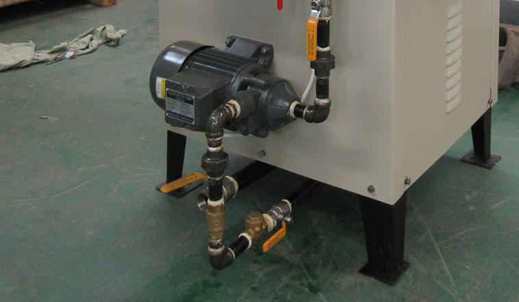 GOWORLD simple diesel steam boiler for sale for laundromat-2