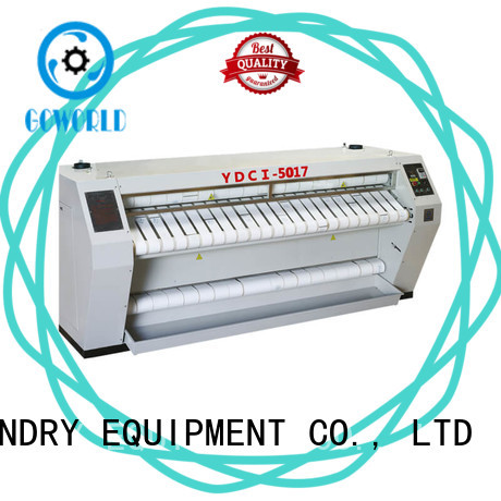 GOWORLD laundry flat work ironer machine factory price for laundry shop