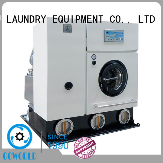 dry cleaning equipment dry for hotel