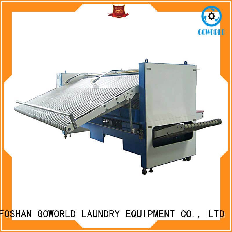 GOWORLD automatic folding machine factory price for medical engineering