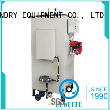 GOWORLD electric gas steam boiler low noise for pharmaceutical